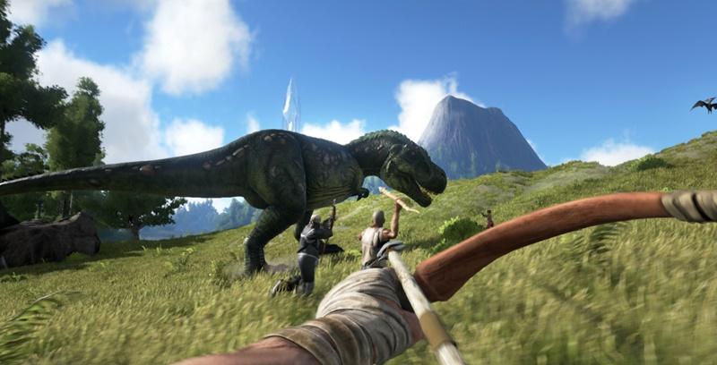 Epic Games Bu Hafta Ark: Survival Evolved'ı Ücretsiz ...