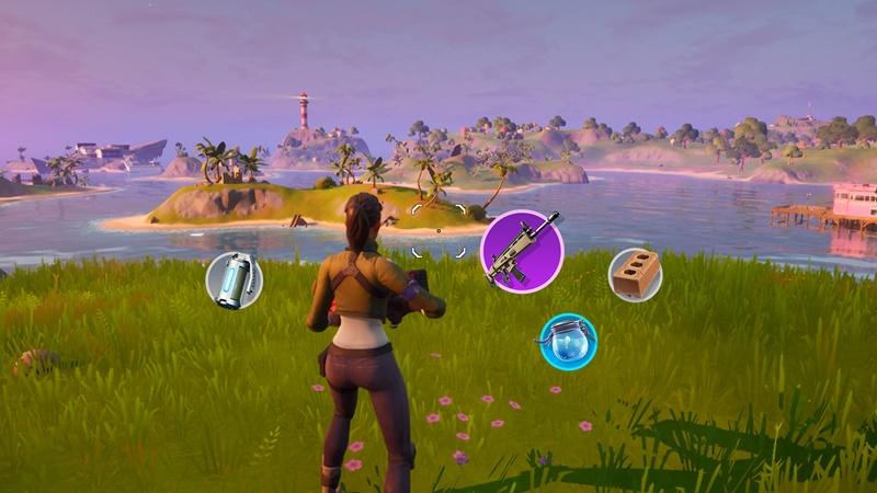 Fortnite Mobile Artık Epic Games Uygulamasında'da Çalışıyor