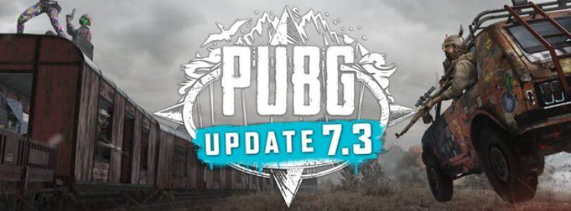 PUBG 7.3 Güncellemesinin Detayları Ve PUBG Espor'un Bir Sonraki Aşaması Açıklandı