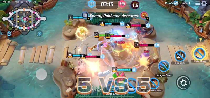 Pokemon UNITE Resmi Olarak Duyuruldu 1