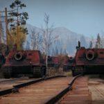World Of Tanks'ın Yıl Dönümü Etkinliği İçin Yeni Bir Tank Geliyor