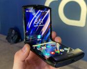 Motorola Razr 2 Daha Büyük Ekrana Sahip Olacak