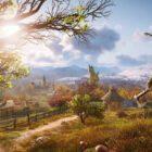 Assassin's Creed: Valhalla'nın Harita Büyüklüğü Odyssey İle Hemen Hemen Aynı Olacak