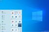 Windows 10 yeni başlat menüsü, alt+tab işlemi ve çok daha fazlası bu güncellemede