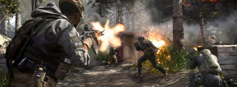 Call Of Duty: Modern Warfare'a Gelen Ufak Yama İle Çalma Listeleri Güncellendi