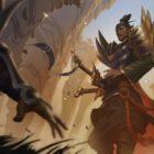 Ortaya Çıkan Yeni Splash Art League Of Legends'ın Yeni Karakteri Yone'ye Mi Ait ?