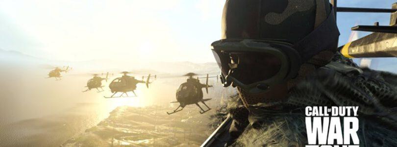 Call Of Duty: Warzone İçin Yeni Güncelleme Yayınlandı