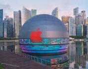 Apple Su Üzerinde Duran Mağazasını Açıyor
