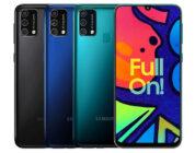 Samsung Galaxy F41 Tanıtıldı