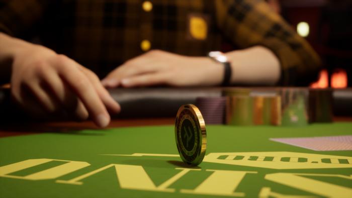 Isin Izleme Teknolojisi Destekli Poker Oyunu Poker Club