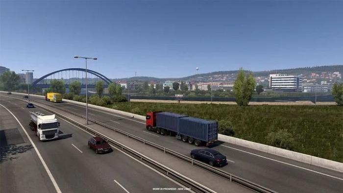 Euro Truck Simulator 2 Iberia Genişleme Paketi Ertelendi