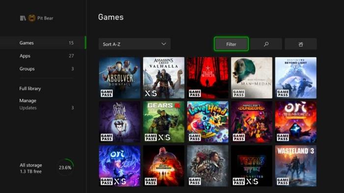 İlk Büyük Xbox Series X Güncellemesi Dinamik Arka Planlar Ekliyor