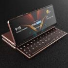 Samsung'un Yeni Katlanabilir Ekranlı Modeli Hakkında İlk Detay Verildi