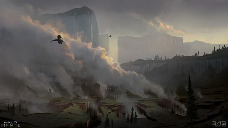 343 Industries Halo Infinite Hakkinda Daha Fazla Bilgi Ortaya Cikardi 1