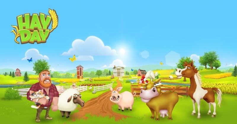 Hay Day ucretsiz Elmas Kazanma Yollari 2