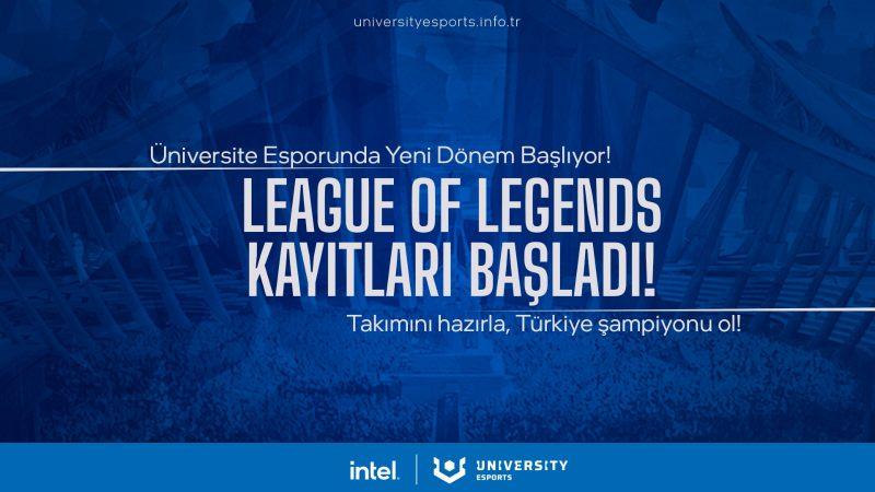 Intel University Esports