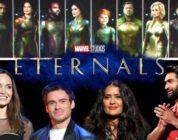Marvel, Eternals İçin Bomba Gibi İlk Fragmanı Yayınladı