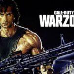 Call of Duty Warzone'a Yakında Rambo Karakteri Eklenecek!