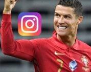 Cristiano Ronaldo, Instagram'da 300 Milyon Takipçiye Ulasti!