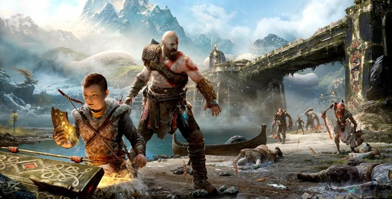 PS4 özel oyunu God of War