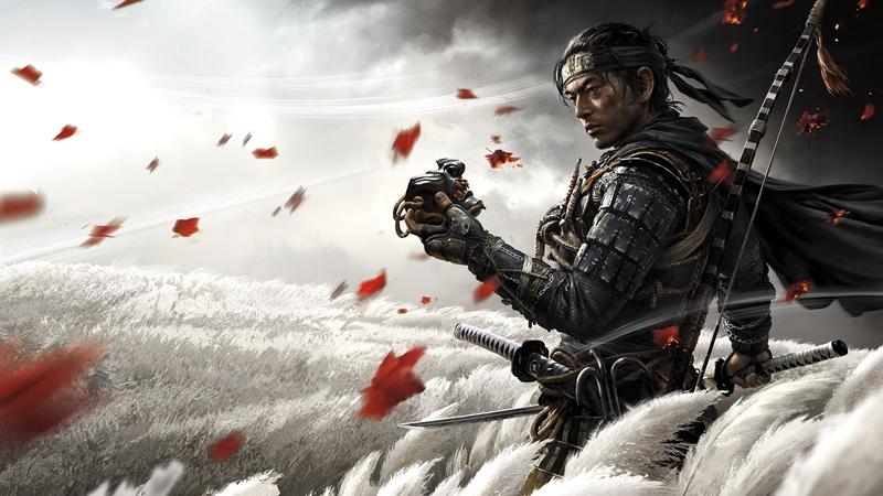 PlayStation Özel Oyunları Ghost of Tsushima