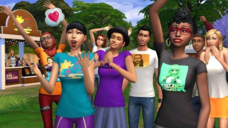 Sims 4 Sims Sessions
