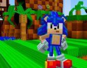Sonic 30. Yılına Özel Minecraft Ek Paketi Yayınlandı