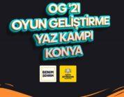 4. Oyunla Gelecek Kampı Konya'da Düzenleniyor: Başvurular Başladı
