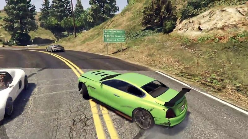 GTA 5 hile listesi