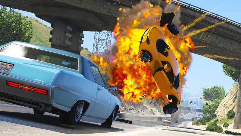 GTA 5 patlayan mermi hilesi
