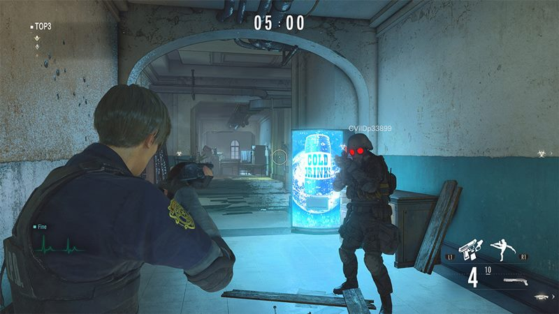 Re:Verse Resident Evil Village