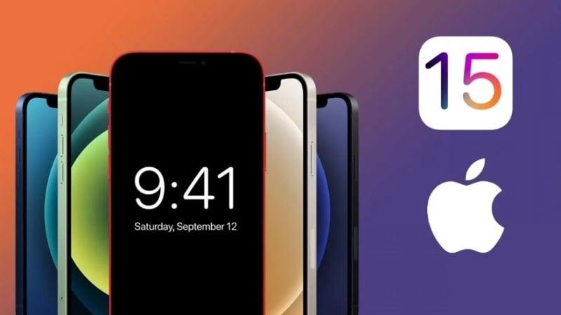 ios 15 almasi muhtemel iphone modelleri