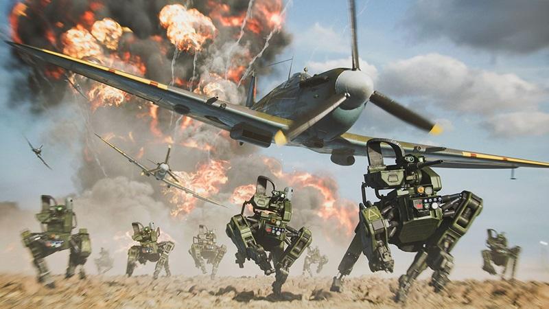 Battlefield 2042 NVIDIA RTX 3000