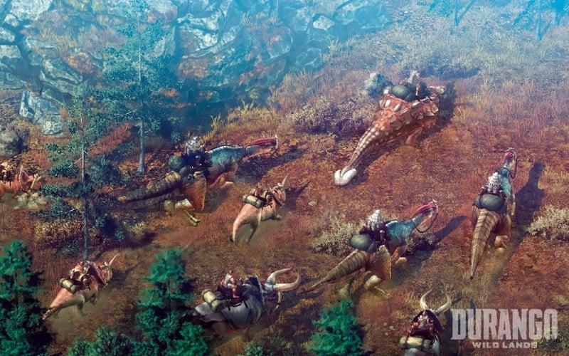 Durango Wild Lands baslangic rehberi 2