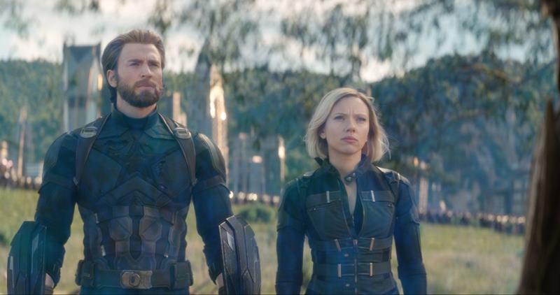 marvel kahramanları