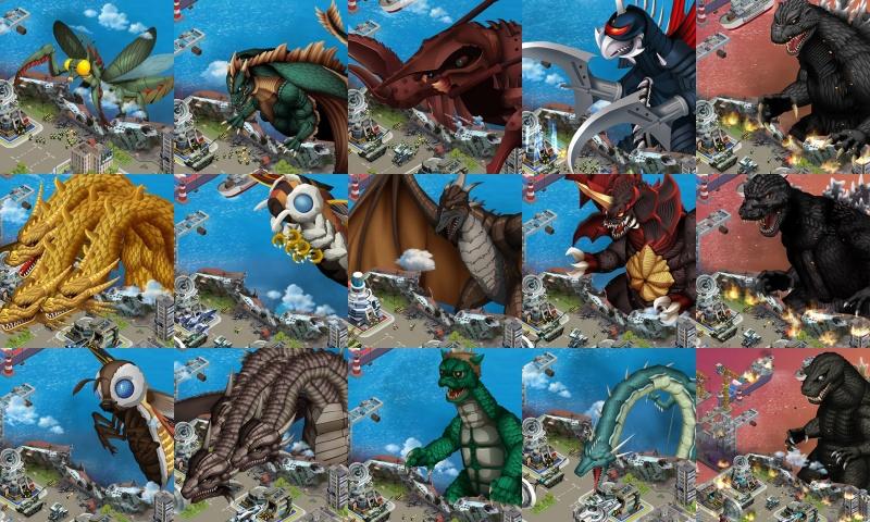 Godzilla Defense Force baslangic rehberi 2