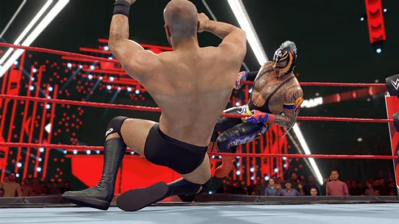 WWE 2K22 çıkış tarihi