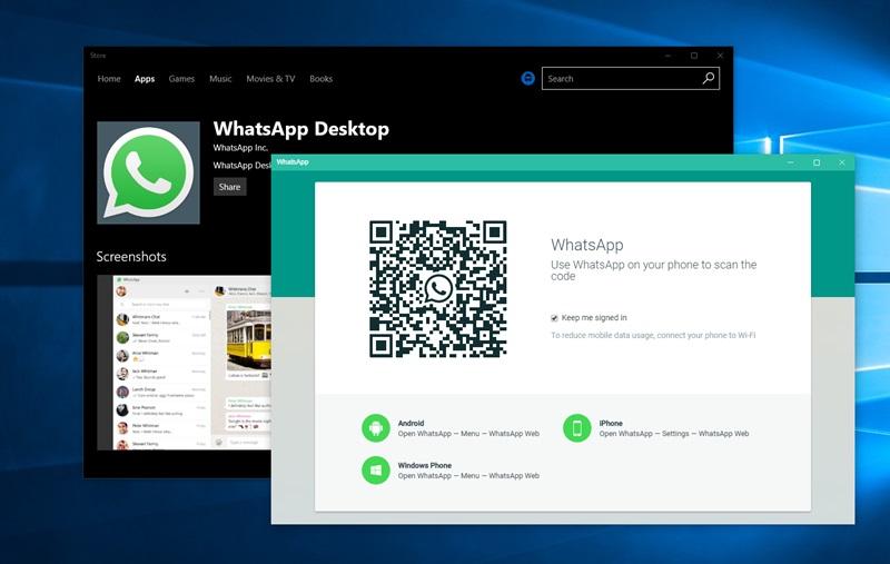 WhatsApp Masaüstü Beta