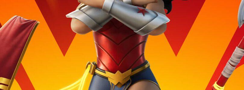 Wonder Woman Fortnite'a Geliyor! Wonder Woman Skini Nasıl Alınır?