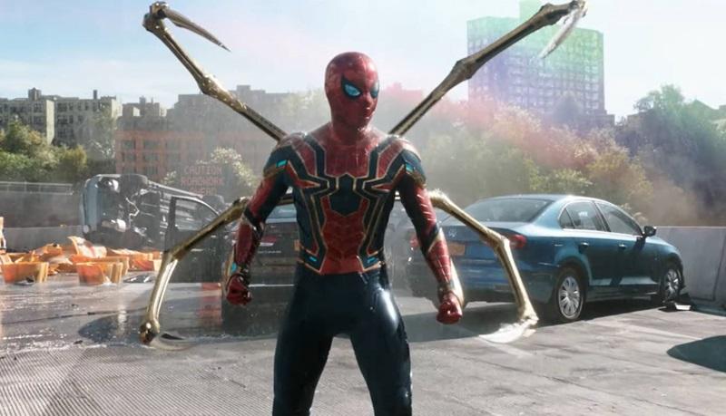 spider-man no way home fragmanı marvel
