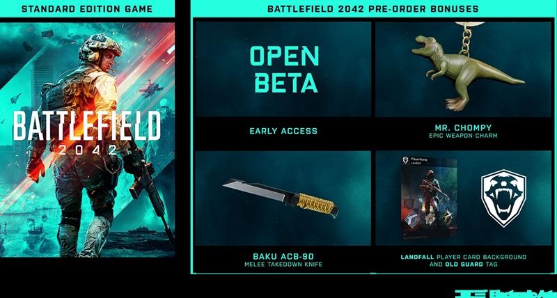 ücretsiz Battlefield 2042