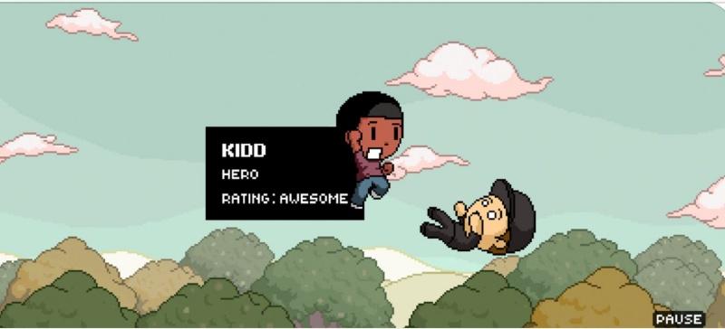 Adventures of Kidd baslangic rehberi 2