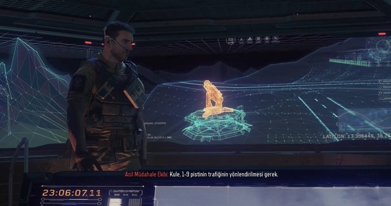 Call of Duty Black Ops 3 Türkçe yama