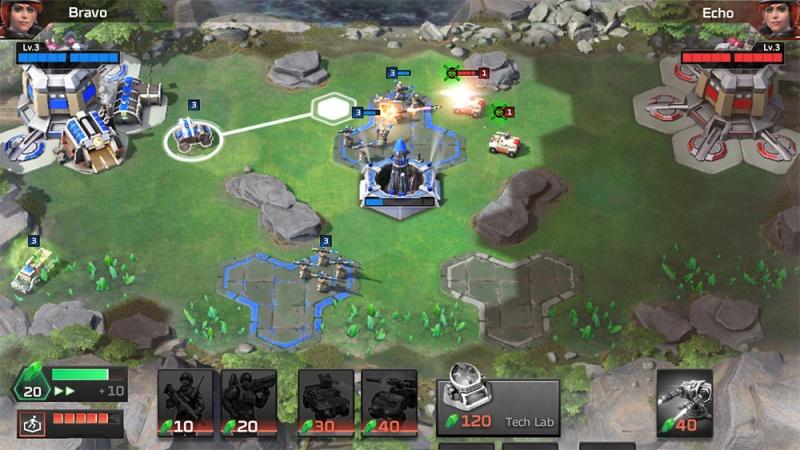 Command and Conquer Rivals baslangic rehberi 2