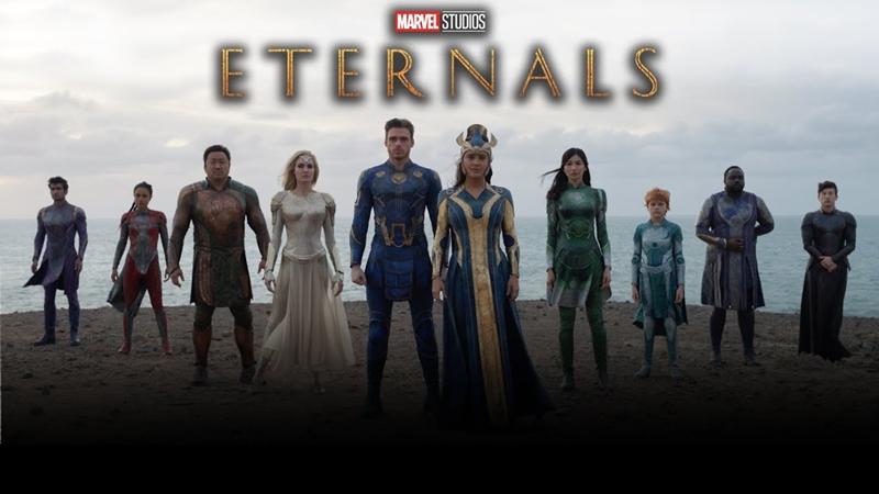 Marvel filmi Eternals