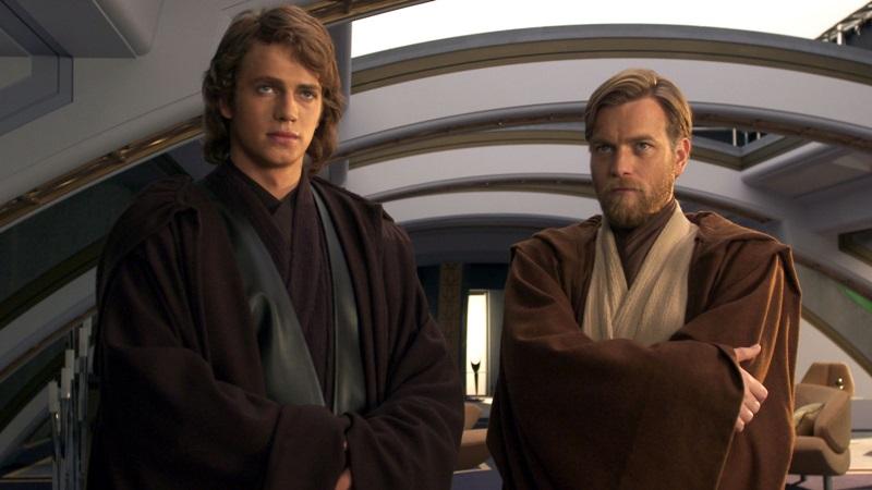 Obi Wan Kenobi dizisi