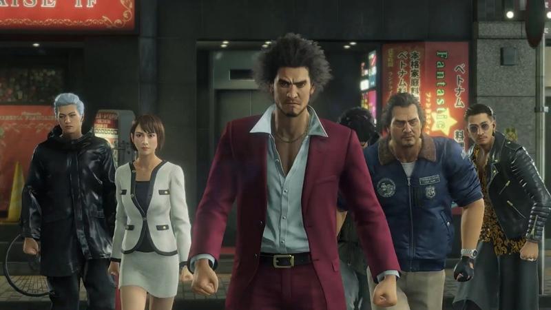 PS Store indirim Yakuza Like a Dragon