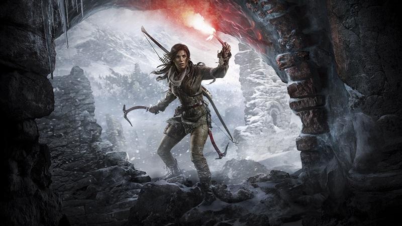 Rise of The Tomb Raider microsoft
