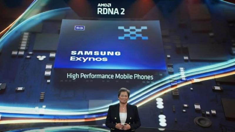 AMD ve Samsung