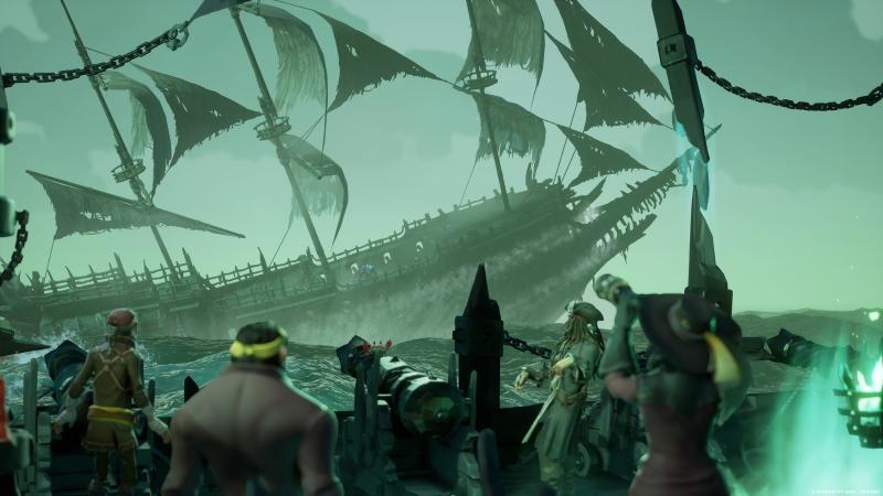 Sea of Thieves 4. Sezon